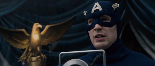 Capitán América 2011 BRRip 720p HD Latino Descargar