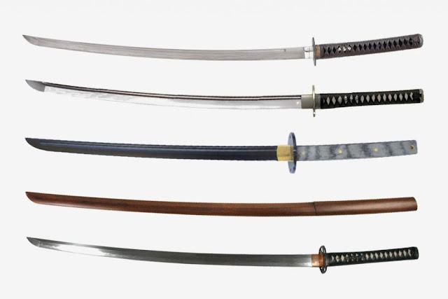 pedang jepang katana