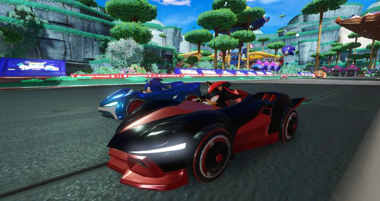 Team Sonic Racing PC Full Español