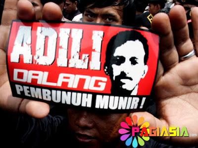 Jusuf Kalla Menyuruh Tim Pencari Fakta Untuk Mengusut Kembali Kasus Pembunuhan Munir