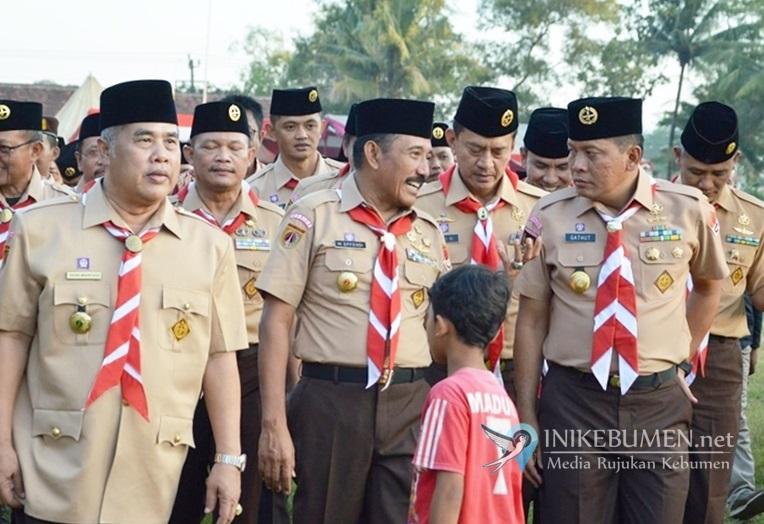 Pangdam IV/Diponegoro Buka Persami Saka Wira Karya di Lapangan Tembak Sempor