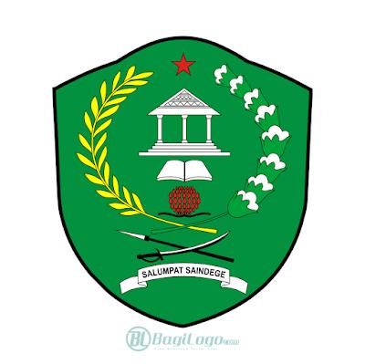 Kota Padang Sidempuan Logo Vector