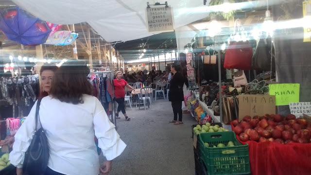 Θεσπρωτία: Ο Λάμποβος τελείωσε, μεγάλα κέρδη ο δήμος, μικρά κέρδη οι μικοπωλητές, κατασχέσεις (ΦΩΤΟ, VIDEO)