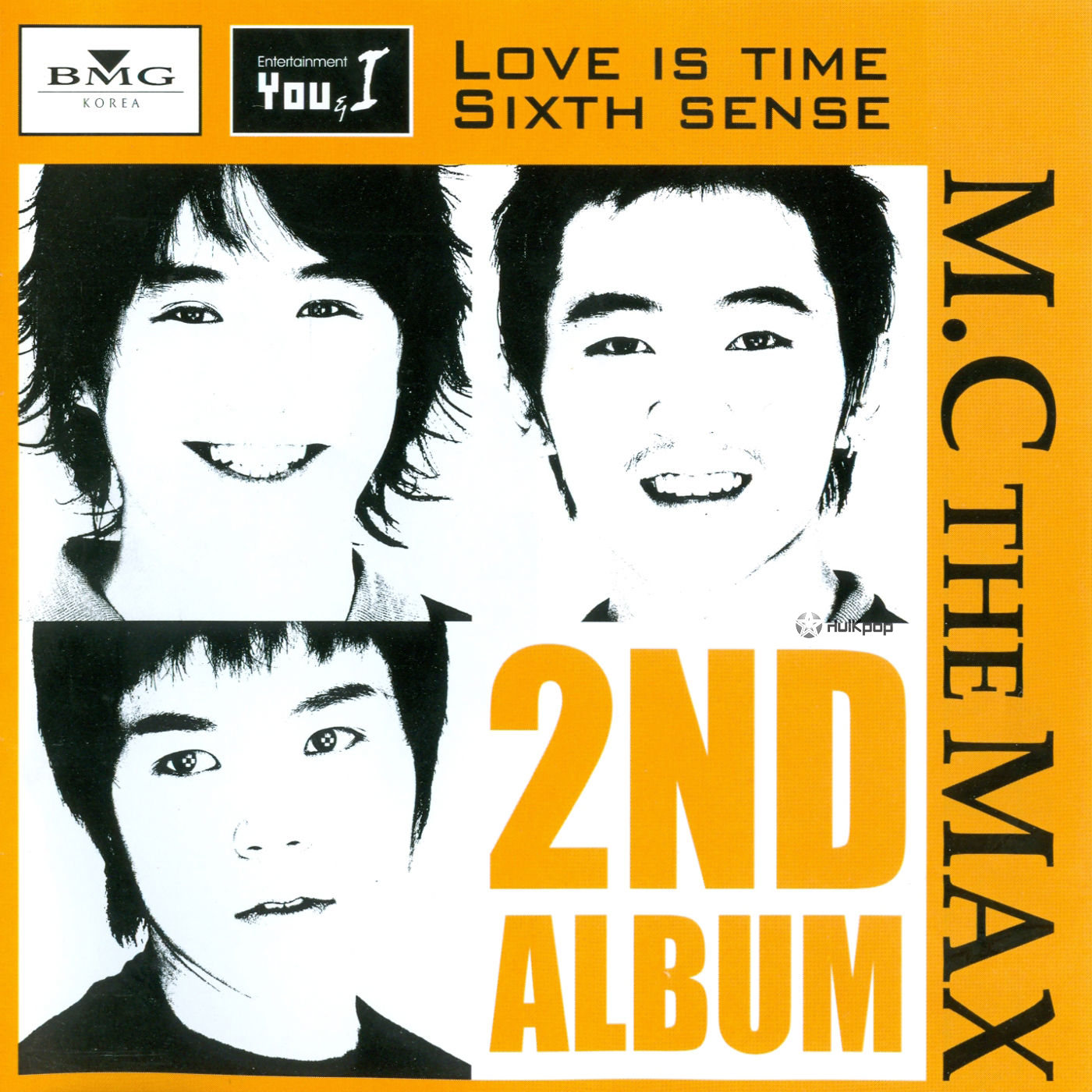 M.C THE MAX – Vol.2 LOVE IS TIME SIXTH SENSE (FLAC)