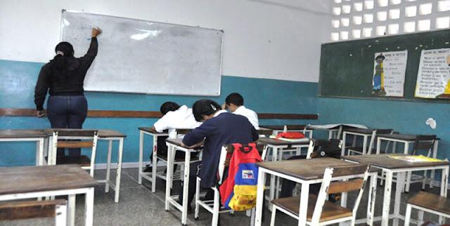 EN MARZO INICIARÁN CLASES PRESENCIALES PARCIALES, ANUNCIÓ MADURO