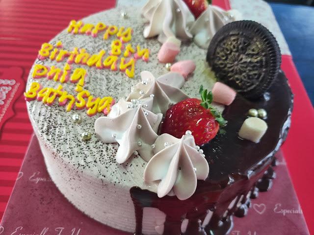 HAPPY 8TH BIRTHDAY DHIA BATRISYA