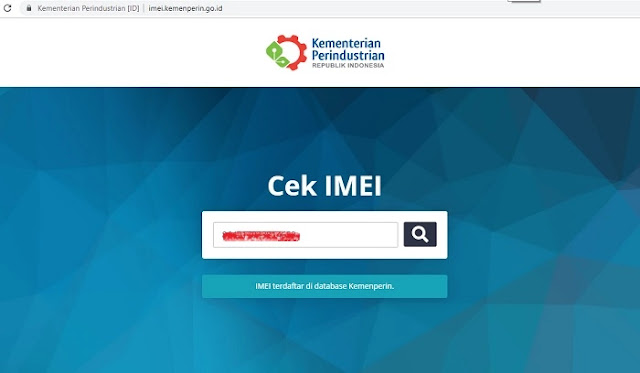 Bagaimana Cara Cek IMEI Smartphone Terdaftar atau Tidak