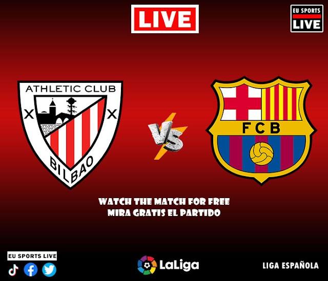 EN VIVO | Athletic Bilbao vs. FC Barcelona, Jornada 1 de la Liga Española 2021 | Ver gratis el partido