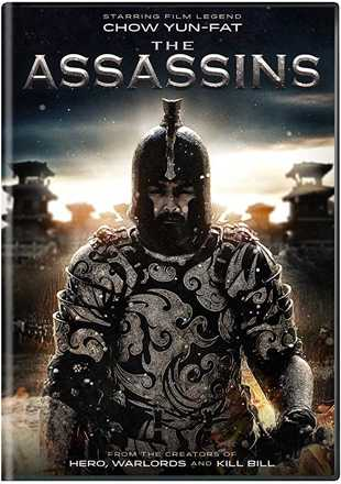 The Assassins 2012 BRRip 720p Dual Audio In Hindi English