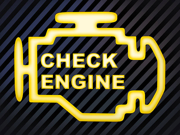 TOP 5 REASONS DUE TO    CHECK ENGINE LIGHT   MAY BE ON
