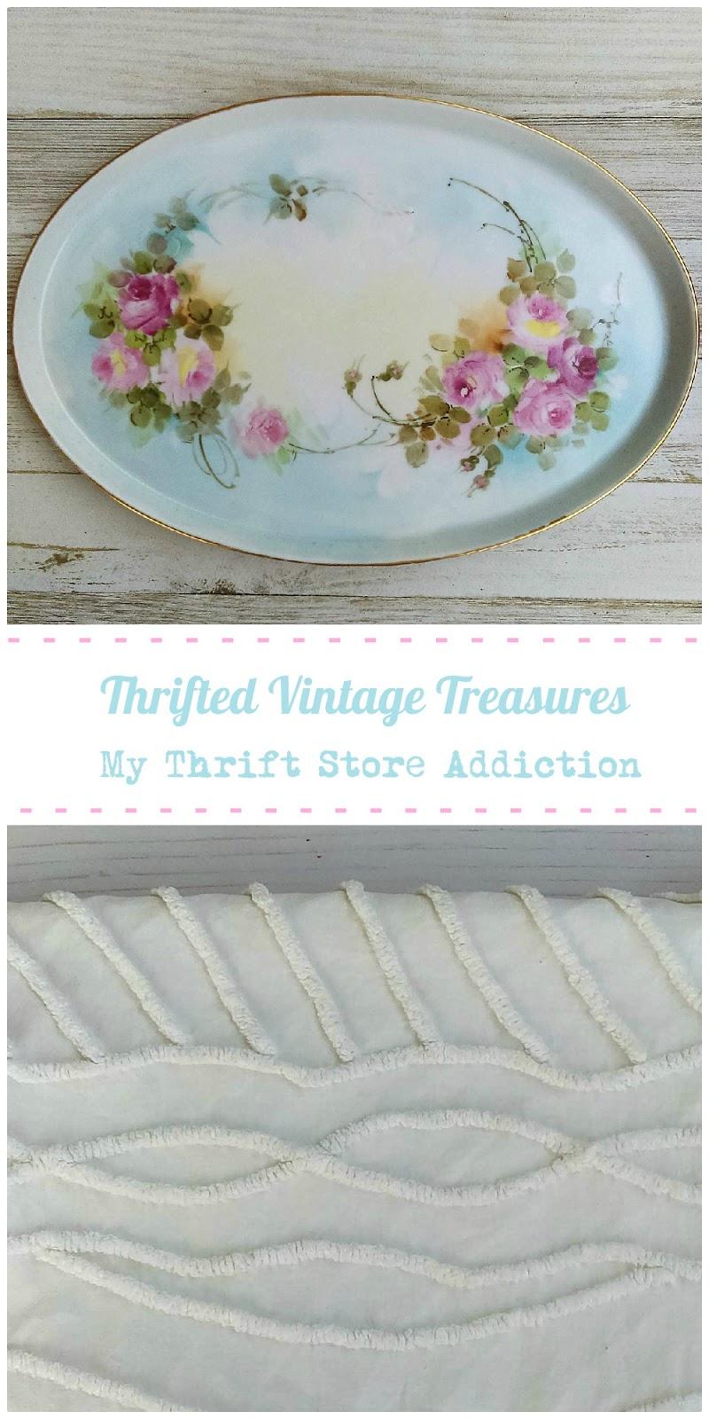 vintage thrifted treasures