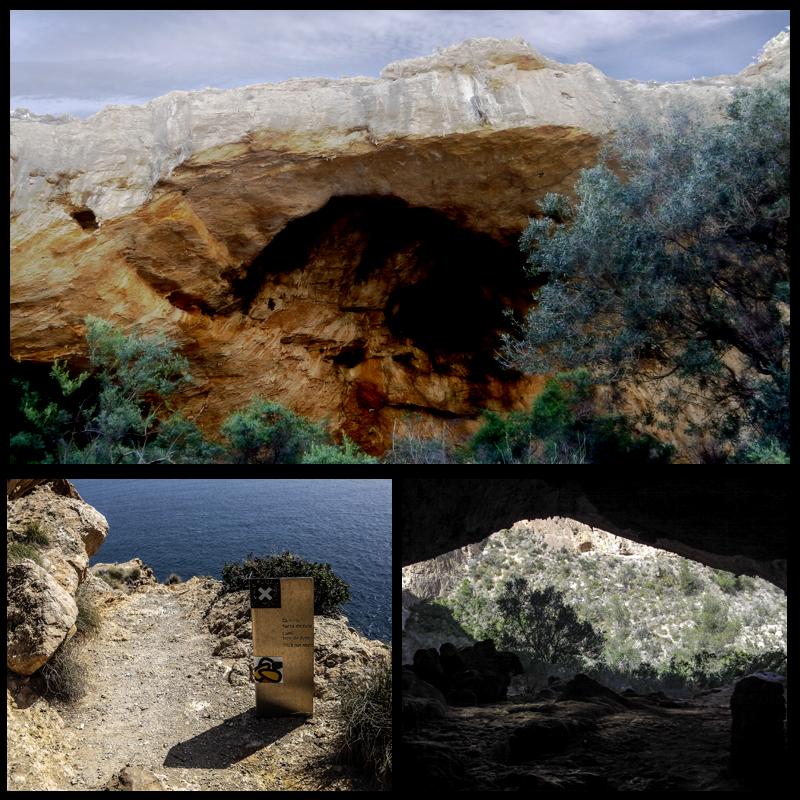 Serra Gelada: Boca de la Ballena