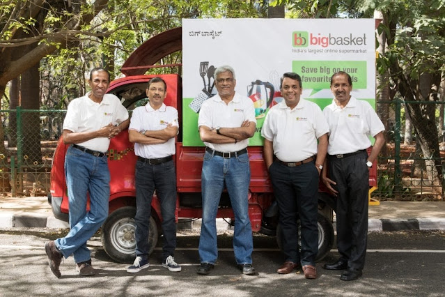 Indian Startup Success Stories big basket