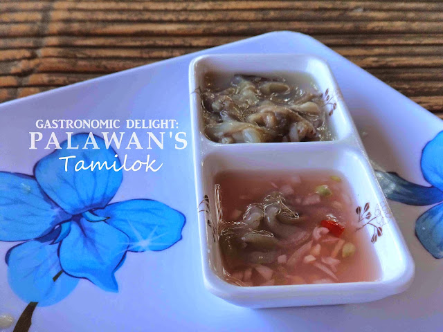 Palawan's must-try delicacy Tamilok