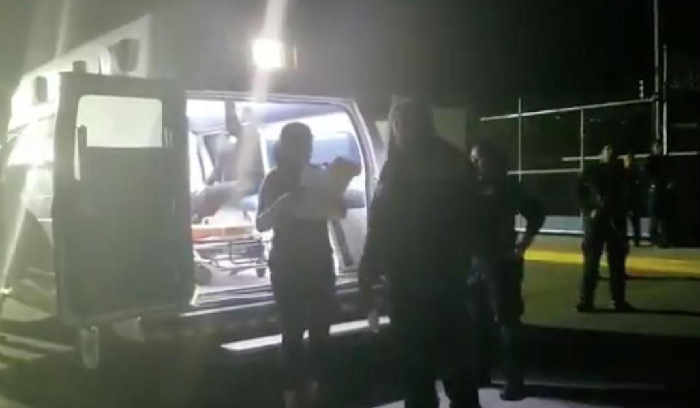 """VIDEO de la liberación de la esposa de """"El Mencho"""" tras pagar fianza de 1.5 mdp."""