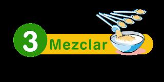 Paso 3 - Mezclar