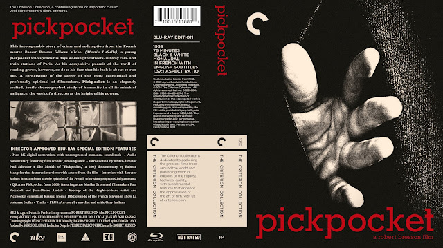 Pick Pocket Bluray Cover