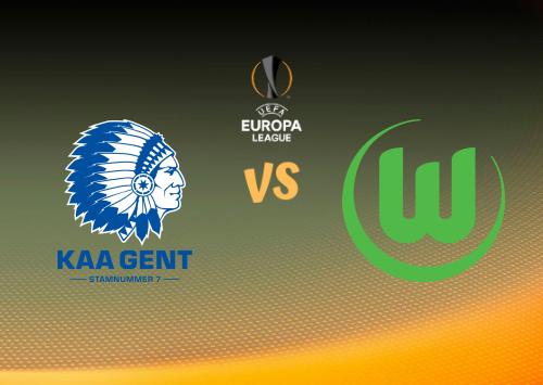 Gent vs Wolfsburg  Resumen