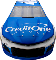 Credit One Bank Greatly Bolsters Partnership with CGR and Kyle Larson