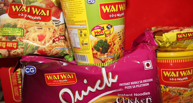 WAI WAI NOODLES - Made in Nepal