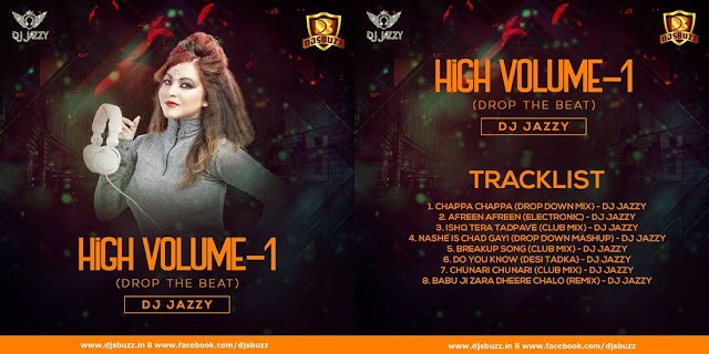 HIGH VOL.1 (DROP THE BEAT) - DJ JAZZY