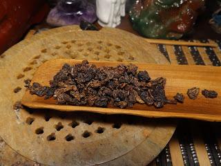 Grand Tea: Organic GABA Oolong, A Tea Review