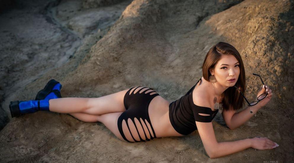 KellyMaze Model GlamourCams