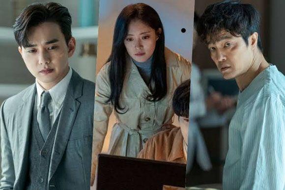 tokoh drama korea memoriest