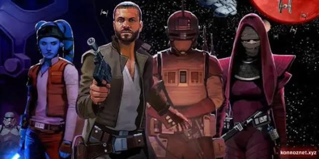 لعبة Star Wars: Hunters