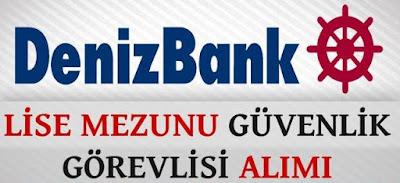 denizbank-guvenlik-alimi