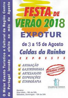 Festa de Verão 2018 na Expoeste