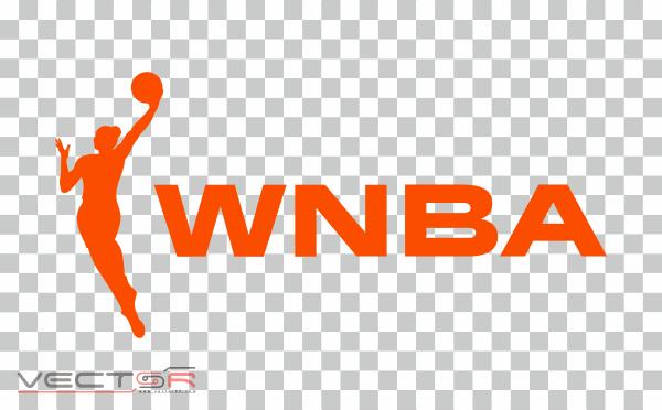 WNBA (Women's National Basketball Association) Logo - Download .PNG (Portable Network Graphics) Transparent Images