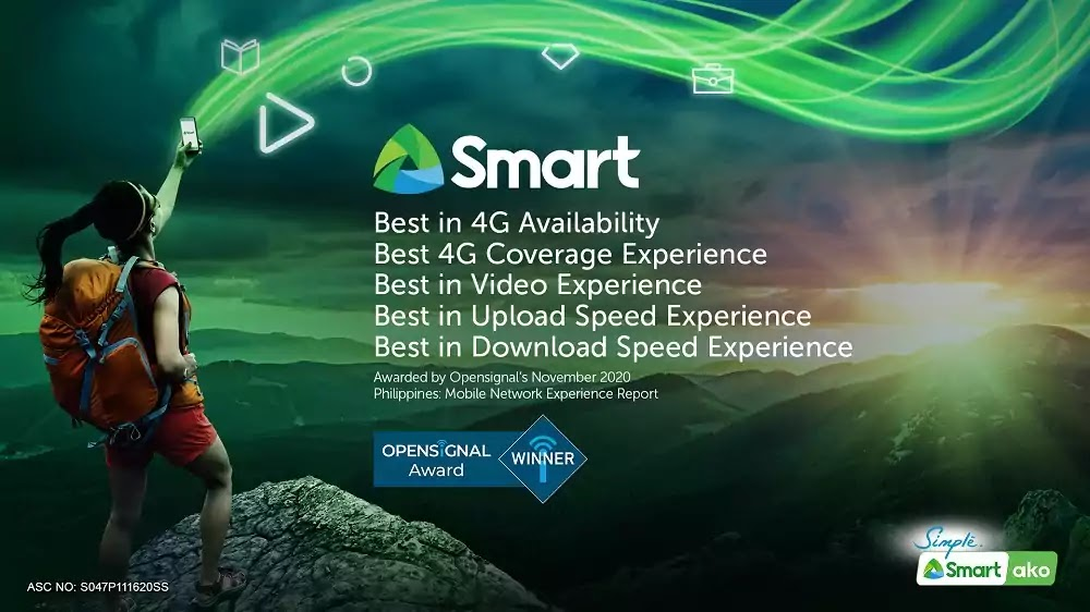 Smart Opensignal Awards