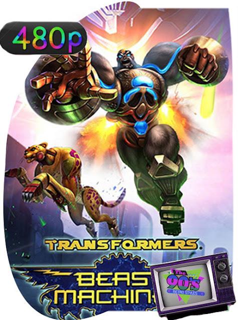 Guerra de Maquinas Transformers [1999] Temporada 1  Latino [Google Drive] Panchirulo