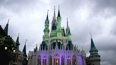 Magic Kingdom Walt Disney World