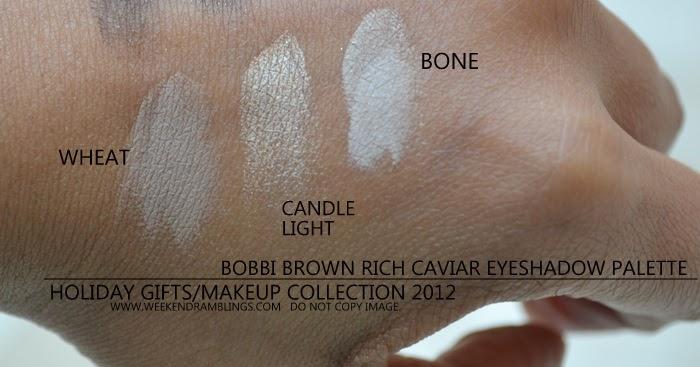 Weekend Ramblings Bobbi Brown Rich Caviar Eyeshadow