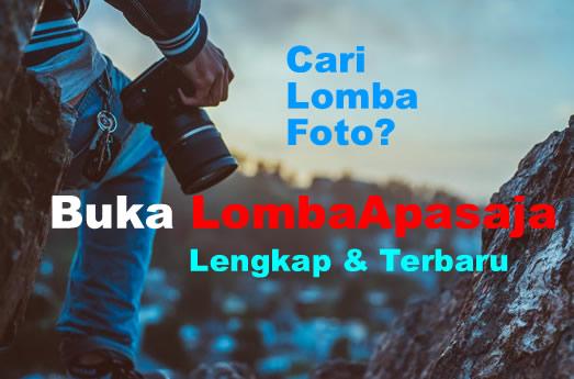 Lomba Fotografi November Desember 2019 Gratis