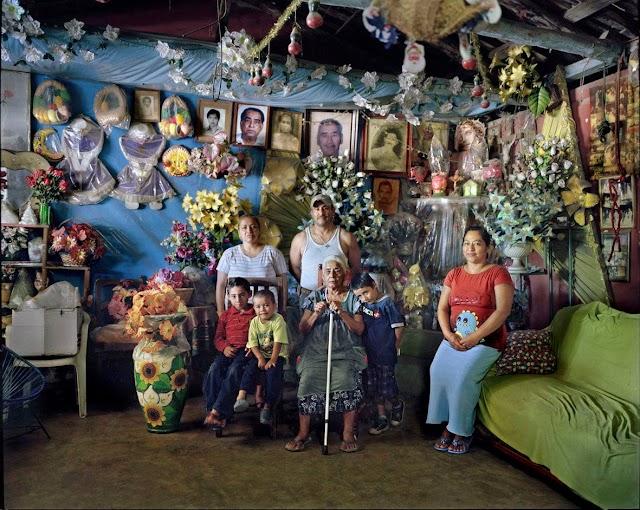 Retratos de familia. La familia chiapaneca en el siglo XXI | J.M. Díaz Burgos