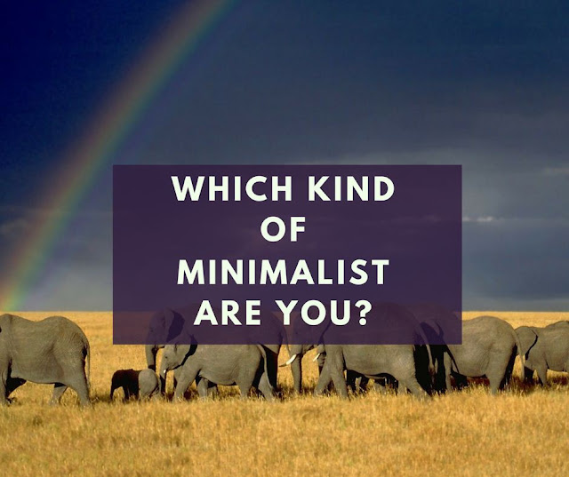 which kind of minimalist are you?
