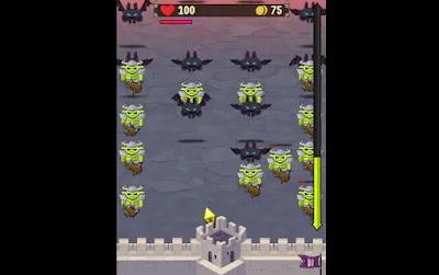 إلعب لعبة دفاع القلعة أون لاين