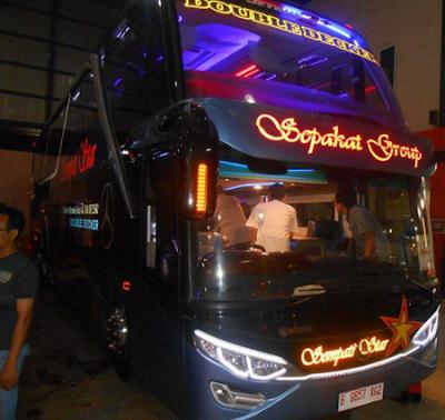Model Bus Terbaru 2016