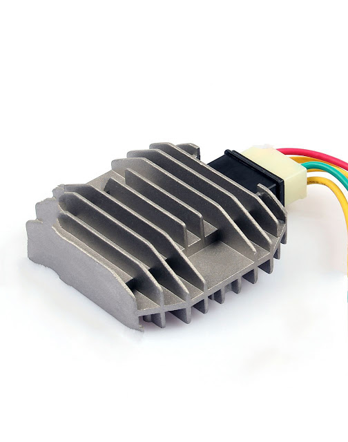 Regulator rectifier cars bikes motorcycle electrical system of automobile cars and motorcycle