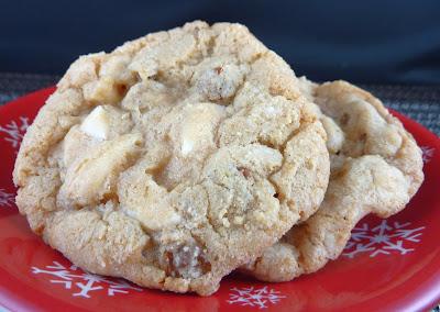 Image of Cinnamon Eggnog Cookies
