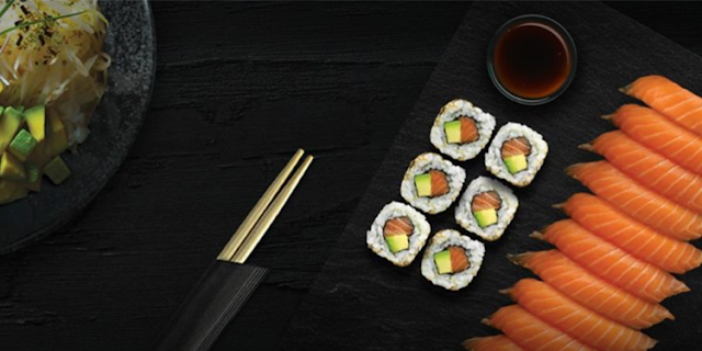 Sushi shop Lyon 2 Confluence
