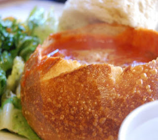 Bunny Chow is considered South Africa quintessential fast food