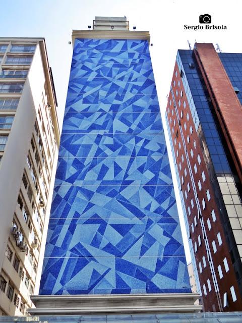 Vista da fachada do Edifício Exclusive Higienópolis - Higienópolis - São Paulo