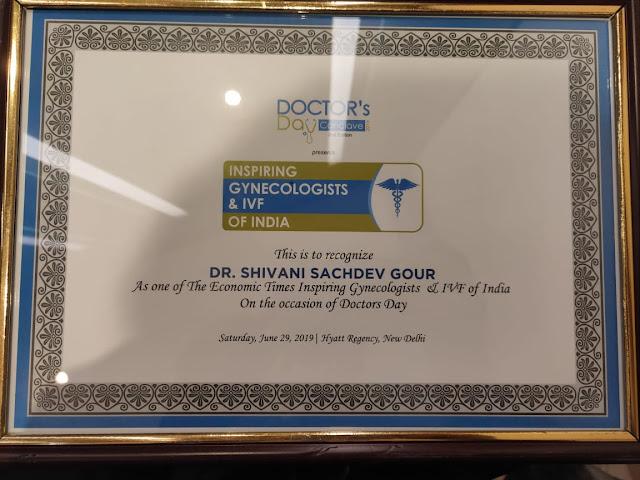 Dr Shivani Awards