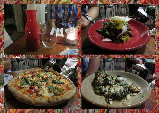 Pizza and Wine at Swing Taphouse in Margaret River Town