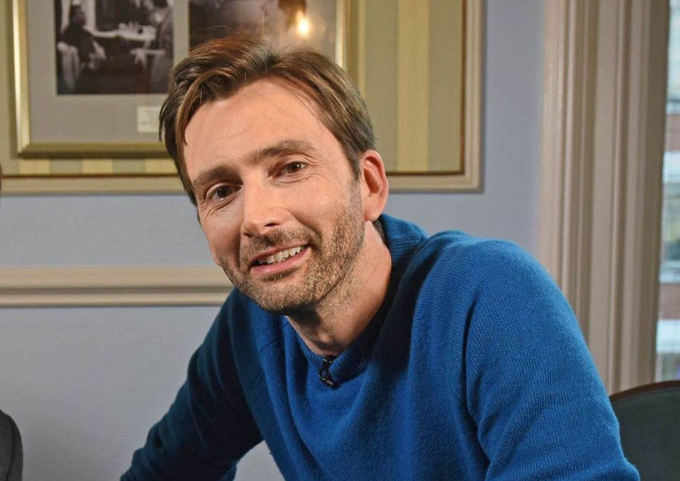 David Tennant Is Celebrity Sitter For Sky Arts Portrait Artist Of The Year