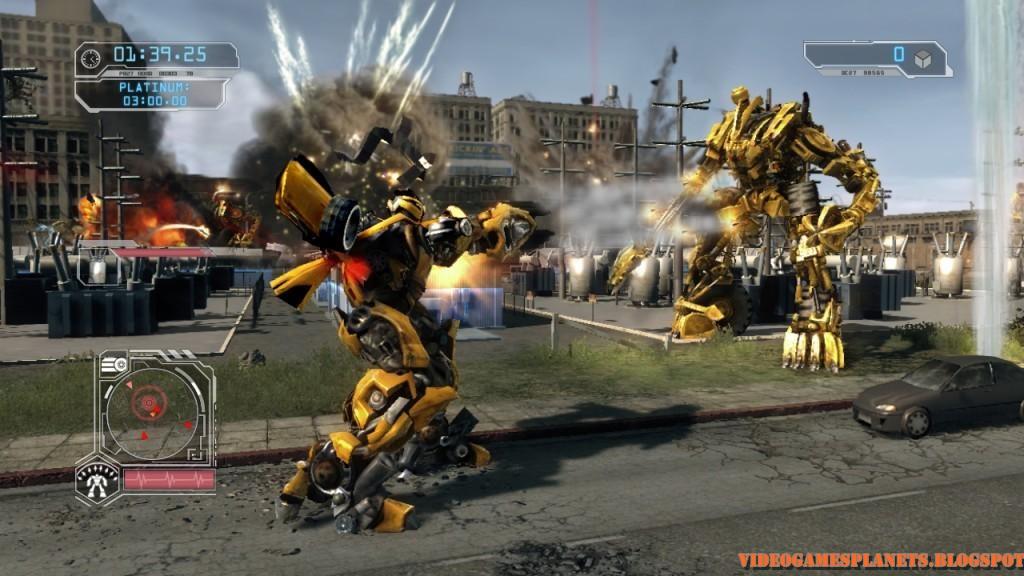 Transformers 2 revenge of the fallen pc game rip dragon ball z shin budokai 2 game save